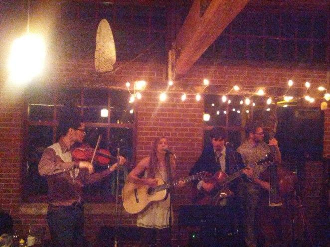Live at the Eddy Pub
